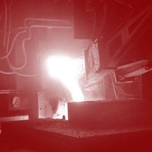 Coronam steel industry