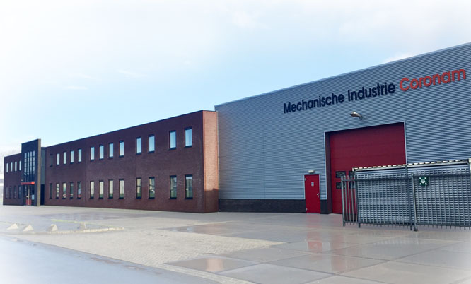 Mechanische Industrie Coronam BV
